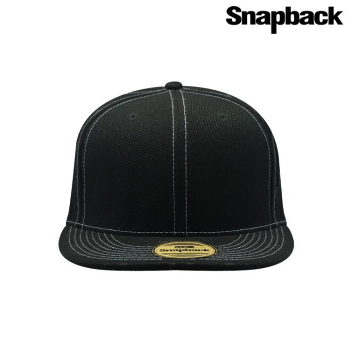 harga Snapback topi hiphop polos custom ( light blue ) - hitam Tokopedia.com