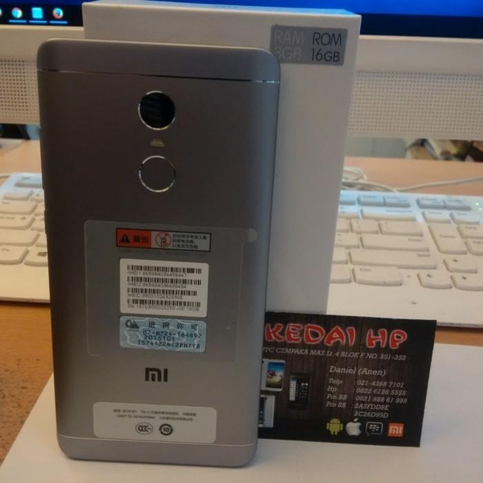 Katalog Xiaomi Redmi Note 3 Travelbon.com
