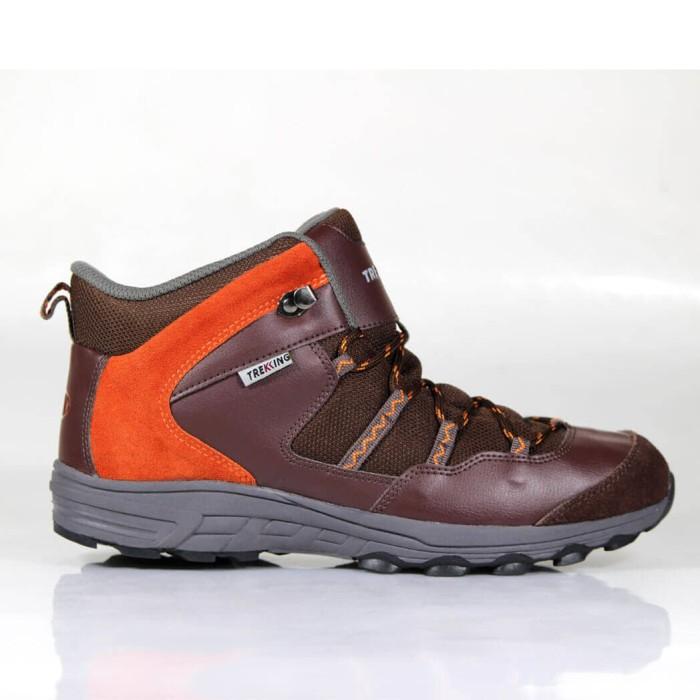 Jual Sepatu Gunung Hiking Boot Adventure Pria Tms 114 Original Kab Bandung Djandan Store Tokopedia