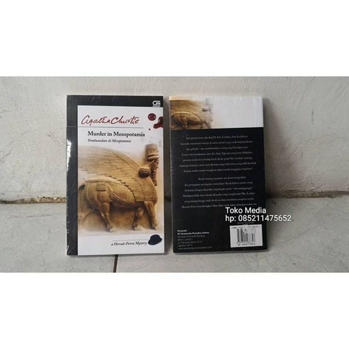 (Misteri) Novel AGATHA CHRISTIE - Pembunuhan di Mesopotamia