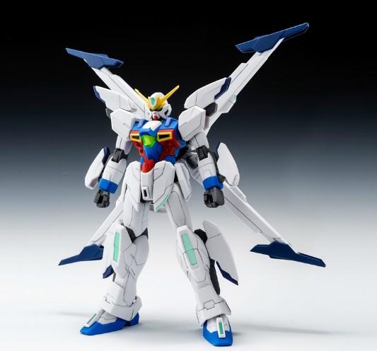 15+ Gundam X Hg Illustration 15