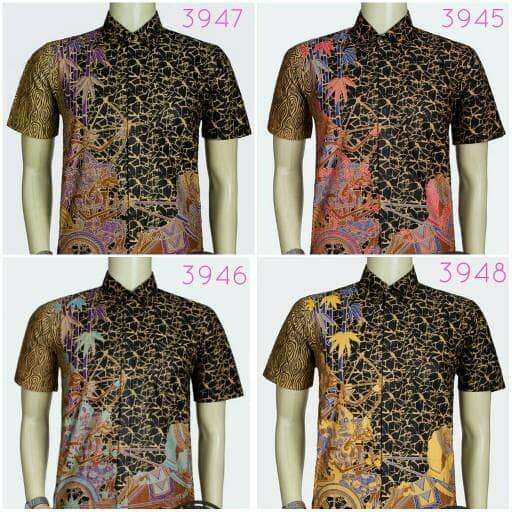 Jual Model Kemeja Batik Modern Pria Khas Pekalongan Batik Wayang Blok Tokopedia Com Cek Harga Di Pricearea Com