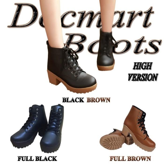 Jual Sepatu Boot Wanita Formal   Sepatu Boots Cewek Kerja Kantor ... 15ab02f9ab
