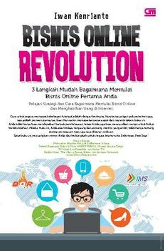 harga Baru buku bisnis online revolution . iwan kenrianto Tokopedia.com