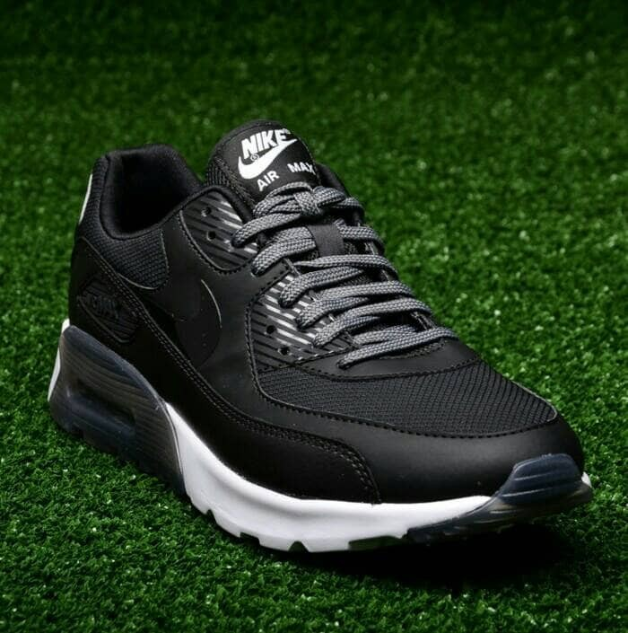 new york 4d7da 37b3f sepatu casual nike wmns air max 90 ultra essential black original