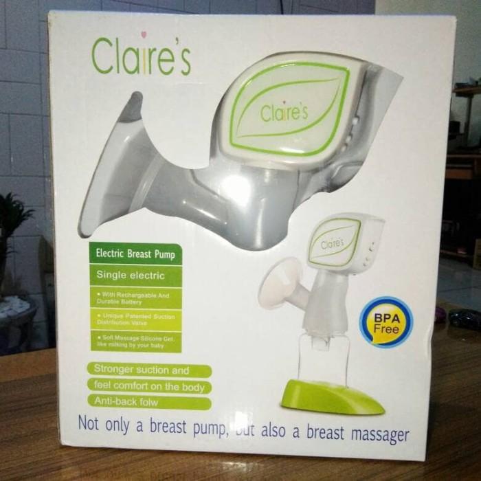 Claire's Electric Breast Pump BP-A20 (Pompa ASI Elektrik)