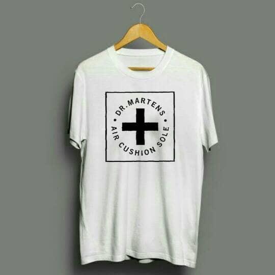 harga Kaos/baju/t-shirt dr martens docmart Tokopedia.com