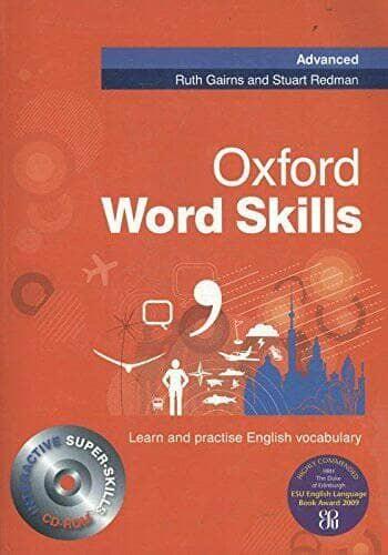 harga Oxford word skills: advance with cd-rom Tokopedia.com