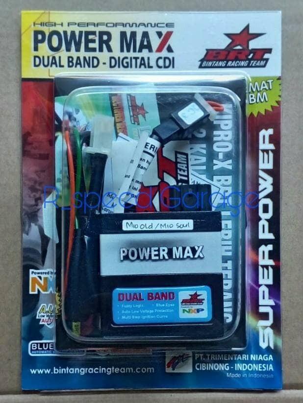 harga Cdi brt powermax dualband mio old & mio soul 115 Tokopedia.com