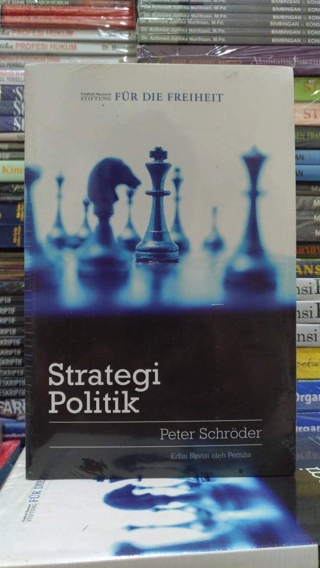 harga Strategi politik by peter schroder /original Tokopedia.com