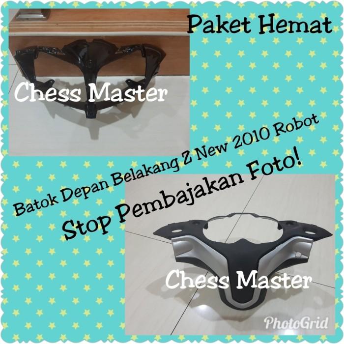 harga Batok depan belakang yamaha jupiter z new 2010 robot (paket hemat) Tokopedia.com