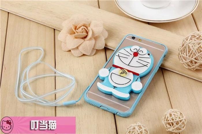 harga Casing iphone 8/8 plus cute 3d soft mirror makeup case cartoon silicon Tokopedia.com