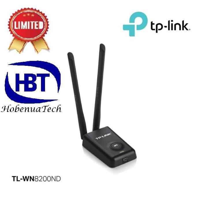harga Tplink tl-wn8200nd (300mbps) high power wireless n usb adapter tp-link Tokopedia.com