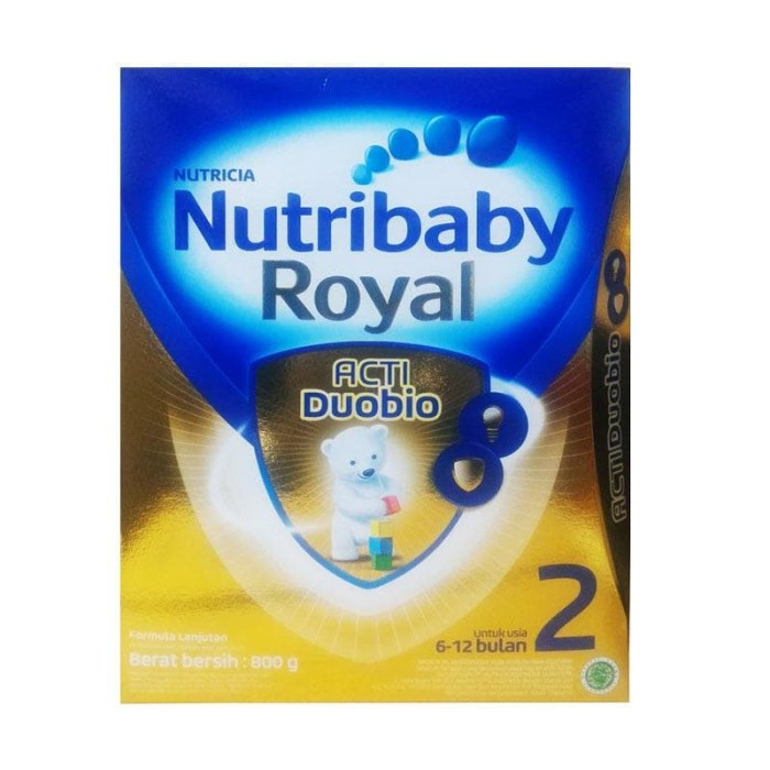 harga Nutribaby royal 2 (box) 800gr Tokopedia.com