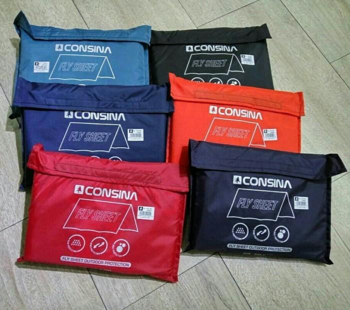 harga Flysheet tenda darurat bivak consina ukuran 3x3m Tokopedia.com