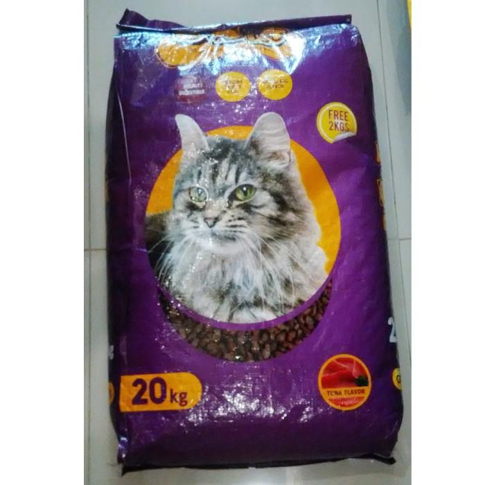 Jual Makanan Kucing Bolt 20kg Termurah Gojek Jakarta Barat