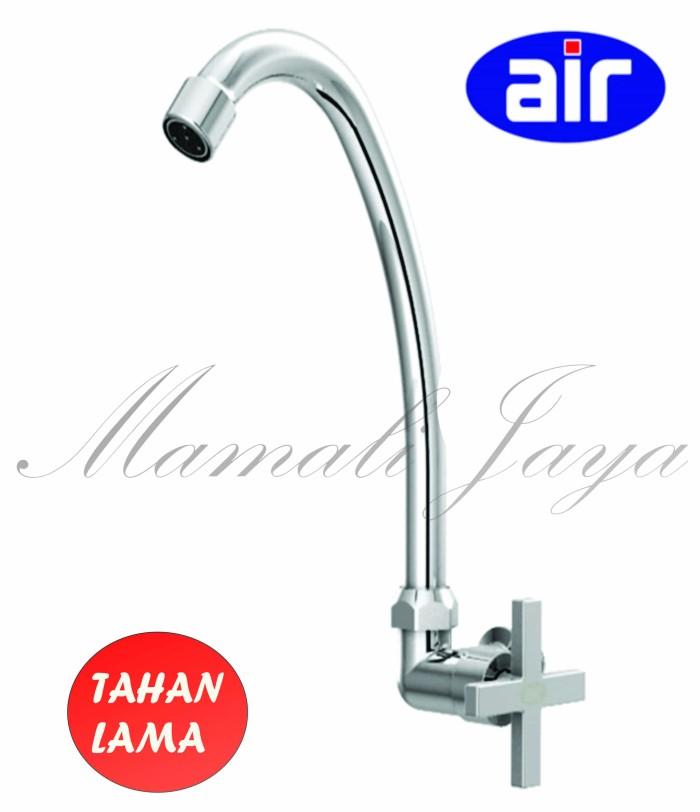 Jual Air Kran Dapur Keran Angsa Kitchen Faucet Wall Mounted A 9g Z Kota Surabaya Mamali Jaya Tokopedia
