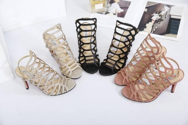 harga Batam steve madden slithur heels #6233-5 tib Tokopedia.com