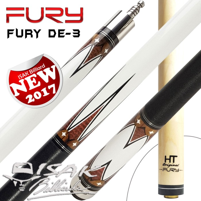 harga Fury de-3 cue - hto original 13 mm shaft - billiard stick biliar stik Tokopedia.com