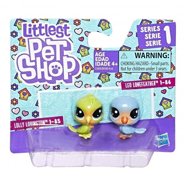harga Littlest pet shop mini pack lolly lovington & leo lovefeather Tokopedia.com
