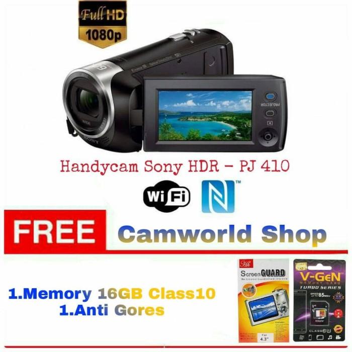 Info Handycam Sony Travelbon.com