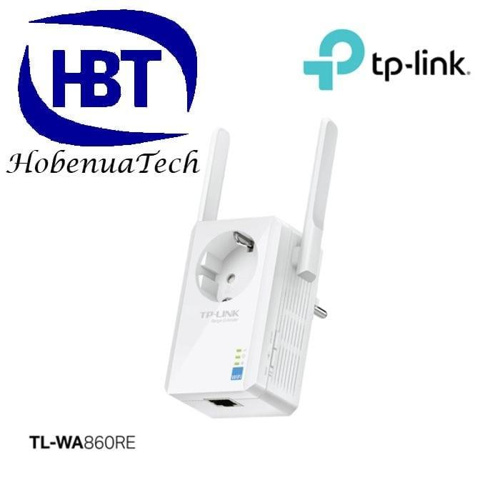 harga Range extender tplink tl-wa860re (300mbps) wi-fi with ac passthrough Tokopedia.com