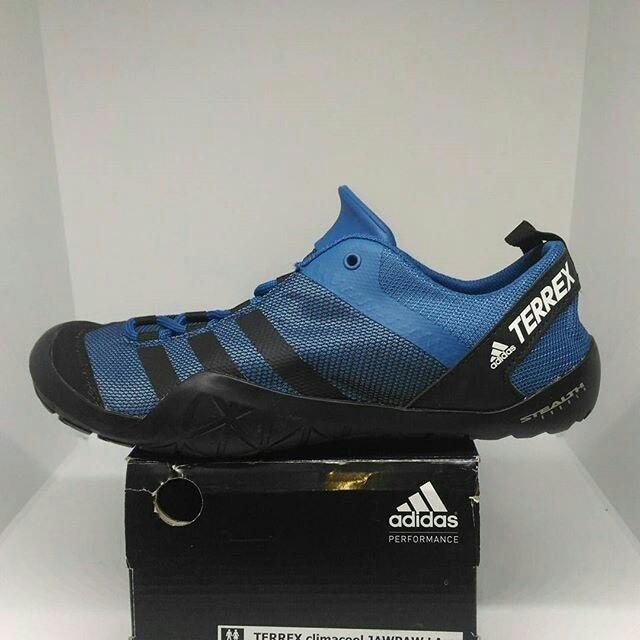 4474b99e9062a5 Jual Sepatu Outdoor Original Adidas TERREX climacool JAWPAW LA l ...