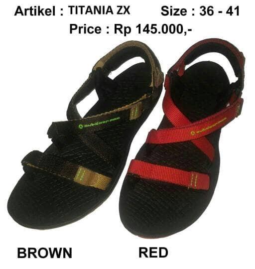 harga Sandal gunung outdoor pro wanita seri titania cx brown Tokopedia.com