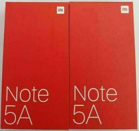 harga Hp xiomi note 5a (xiomi mi 5a) ram 2gb /16 gold-rose-grey Tokopedia.com