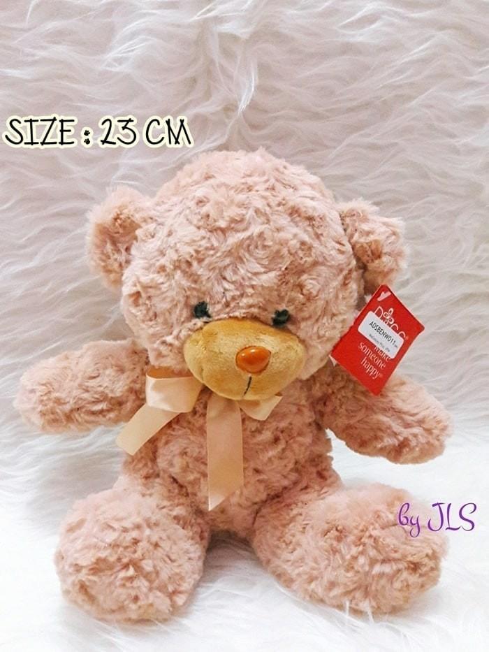 harga Boneka teddy bear mocca Tokopedia.com