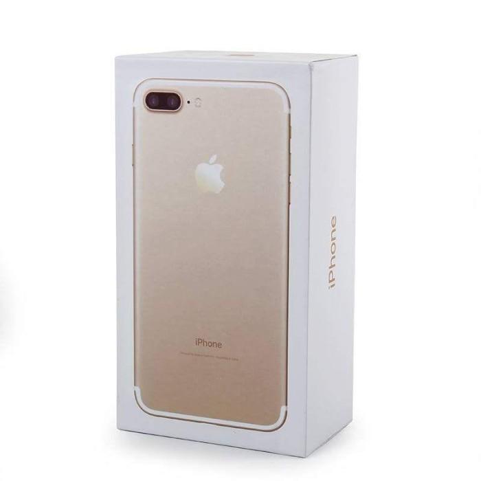 harga Kotak dus box hp iphone 7 pluss (headset support music) Tokopedia.com