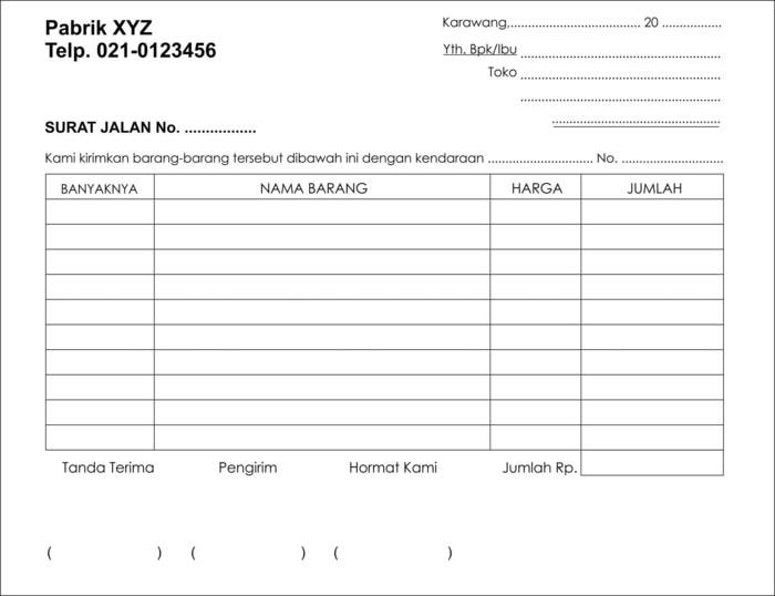 Jual Cetak Nota Bon 2 Rangkapply Carbonless Tanpa Karbon Kota Tangerang Selatan Ol In Store Tokopedia