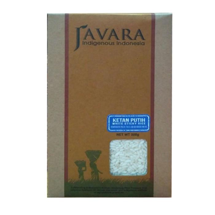 ketan putih javara | javara white sticky rice