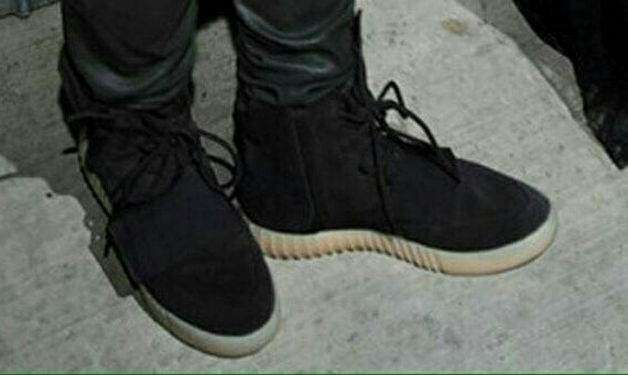 ... sale adidas yeezy boost 750 black gum sepatu jalan pria sneakers  premium 3e56f 4ef31 554d8629ad