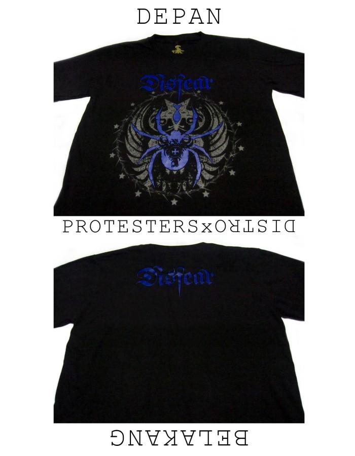 harga Kaos punk disfear Tokopedia.com