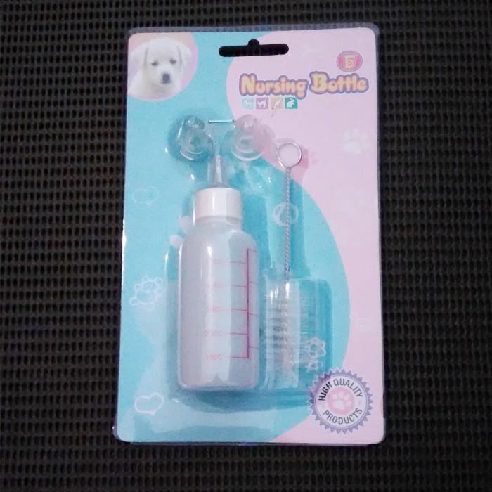 harga Cat nursing bottle (dot bayi kucing dan anjing)