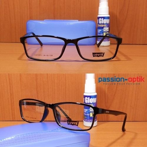 Foto Produk Frame Kacamata Levis 3051 - Kacamata Minus Baca dari Optik Passion