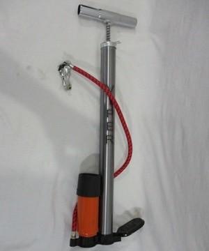 harga Pompa ban sepeda motor bola mobil model tabung meter manual stainless Tokopedia.com