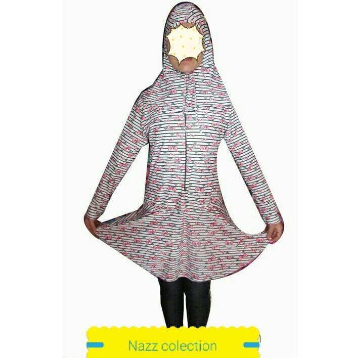 Baju Renang Muslim Dewasa Jumbo BRm 092J