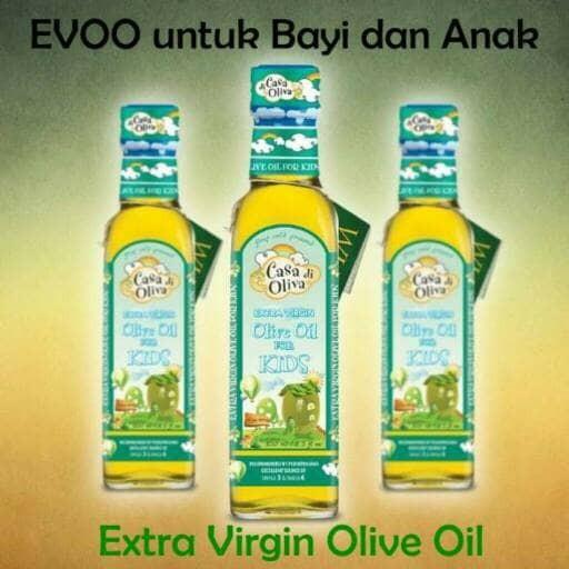 harga Casa di oliva extra virgin olive oil for kids (evoo) Tokopedia.com