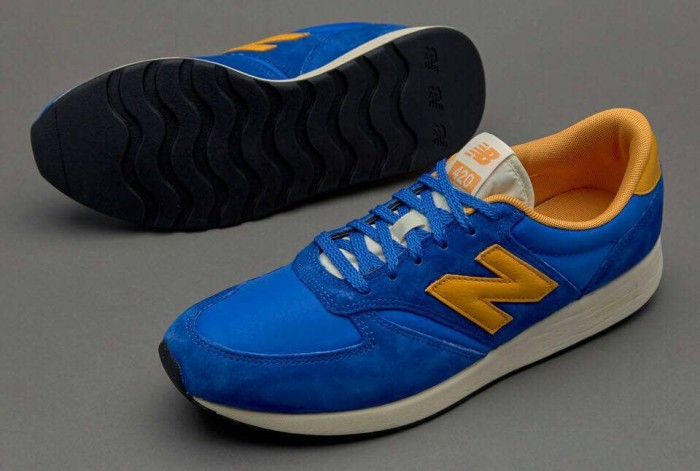 ... harga New balance mrl420sv re engineered suede blue Tokopedia.com 787e6e9dc9