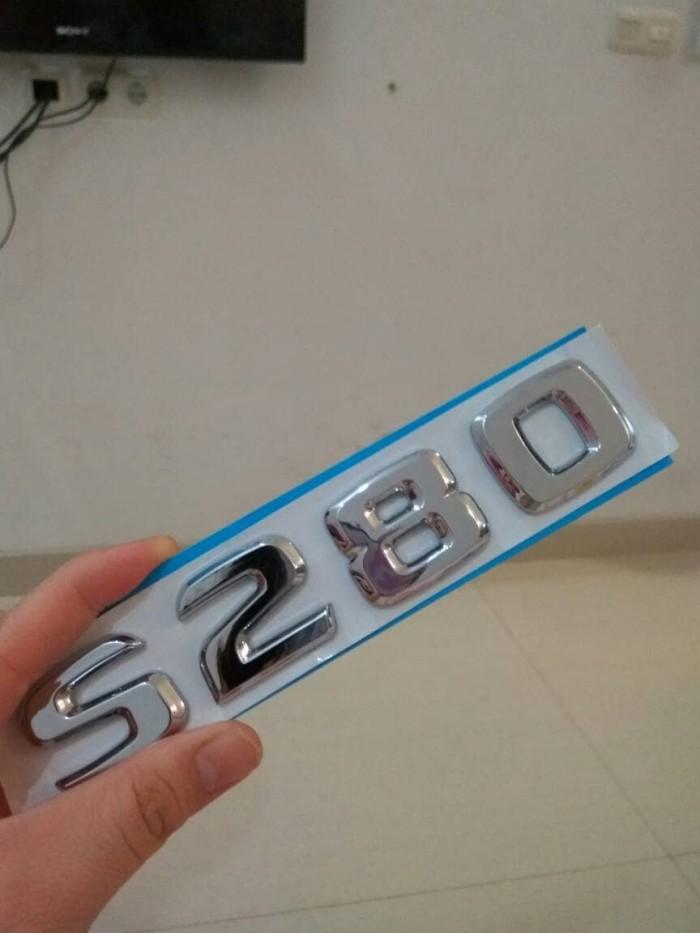 harga Emblem s280 mercedes Tokopedia.com
