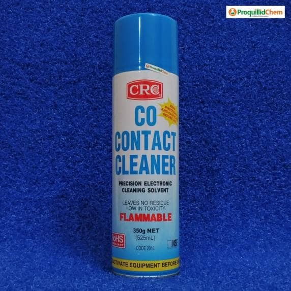 Jual Pembersih Electrical Electronic CRC CO Contact Cleaner 2016 525 ML -  Jakarta Barat - Proquillid Chem | Tokopedia