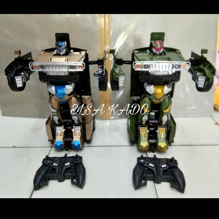 harga Mainan mobil rc transformers remote control car deformation robot Tokopedia.com