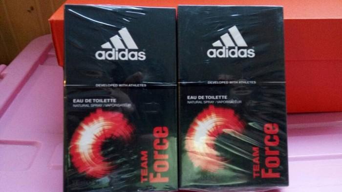 Jual Adidas Team Force Parfum Pria 100 Ml Cek Harga Di Priceareacom