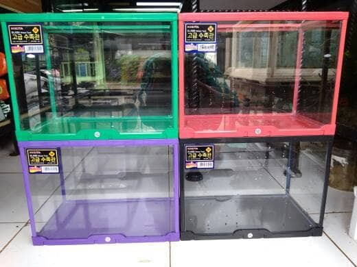 harga Aquarium 36x22x26 triset nikita (m) Tokopedia.com