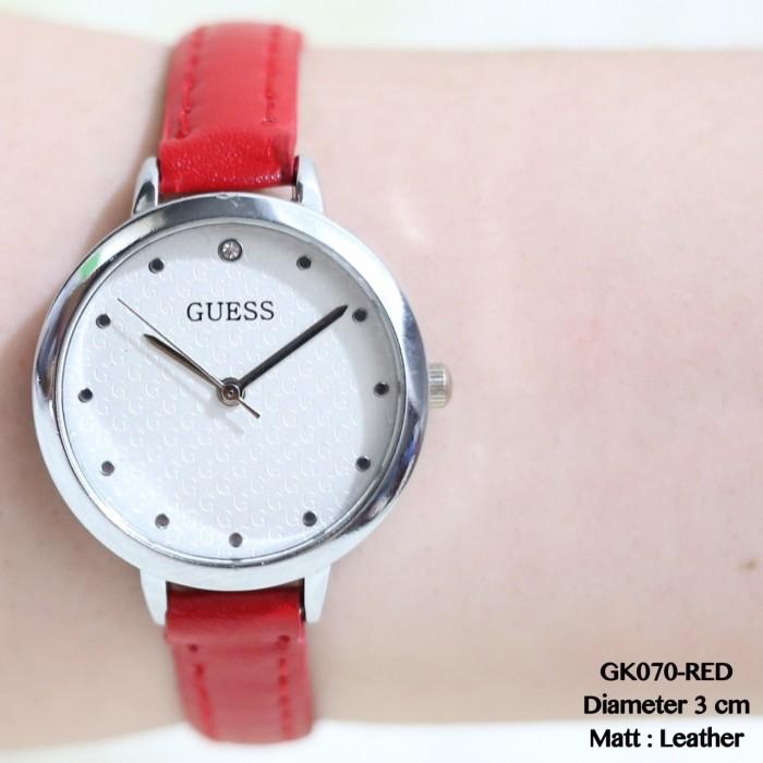 harga Jam tangan wanita cewek dw bonia fossil guess kulit casual cantik new Tokopedia.com