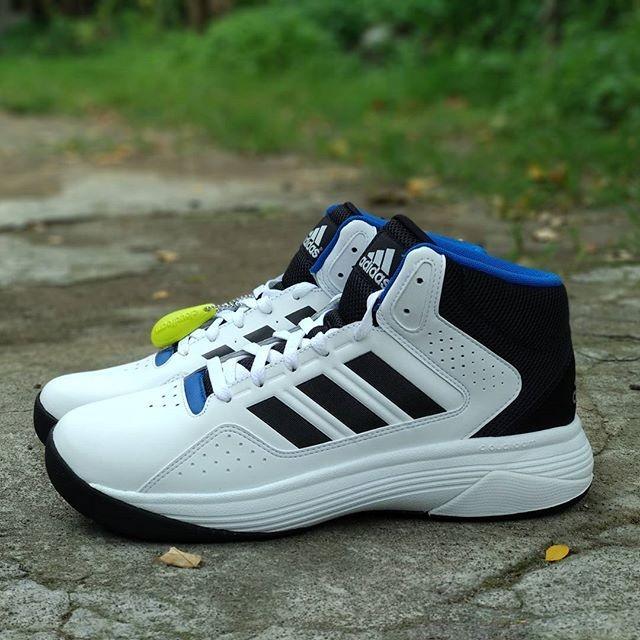 harga Sepatu basket adidas cloudfoam ilation mid original asli murah white  Tokopedia.com c2e755d96c