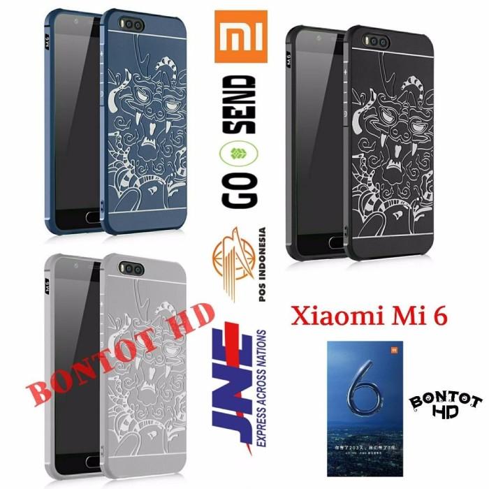 Casing Xiaomi MI6 Case Pro Armor Slim Soft COCOSE DRAGON NAGA Hybrid