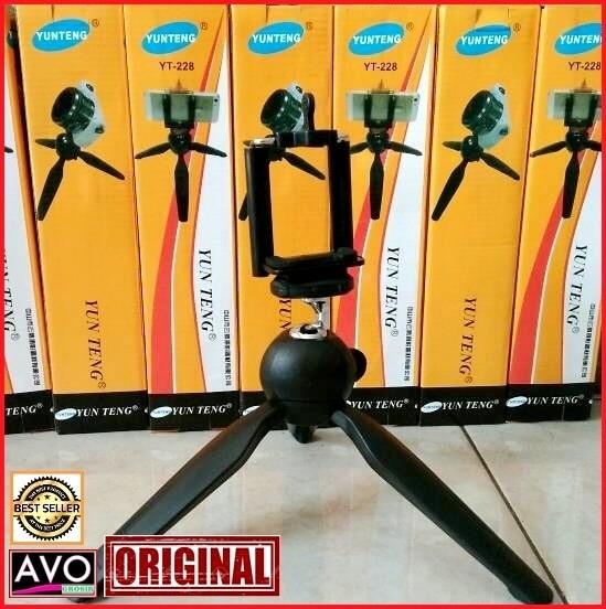harga Tripod hp kamera for tongsis yunteng mini praktis Tokopedia.com
